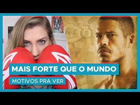Mais Forte que o Mundo: A História de José Aldo | 5 MOTIVOS PRA VER! streaming vf