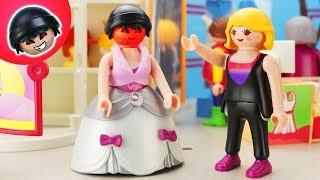 Wenn ICH DU wäre! Karlchen & Karla tauschen die Rollen! Playmobil Polizei Film - KARLCHEN KNACK #149