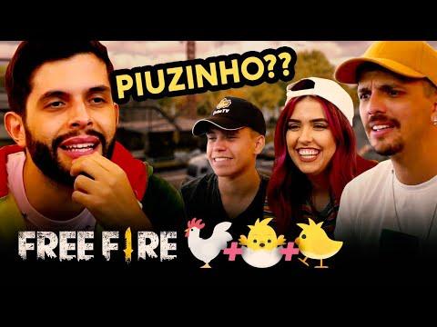 FREE FIRE NO DESAFIO DO EMOJI - PLAYHARD PERDEU???