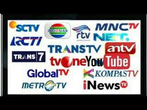 Cara Nonton TV Online Dan YouTube Streaming Dengan Android