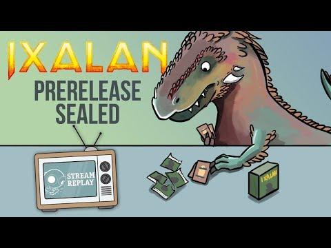 Ixalan Prerelease Sealed!!!!