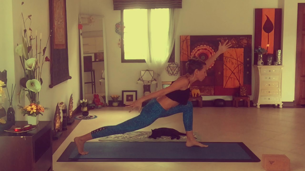 Хатха-йога для суставов суставно связочная гимнастика