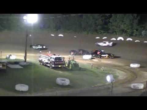 05/19/18 Factory Stock Feature Race Crowley's Ridge Raceway