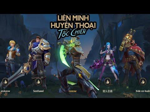 LIÊN MINH HUYỀN THOẠI TỐC CHIẾN - Trải Nghiệm Sớm Nhất Quẩy Master Yi Cực Ngon - LOL Wild Rift