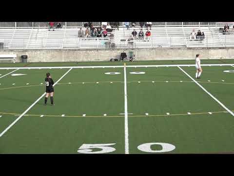 SHS Girls 0 vs 10 St Vincent Game 2 Part 1
