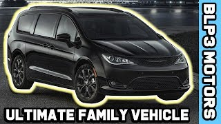 2019 Chrysler Pacifica Touring L Plus- FULL REVIEW