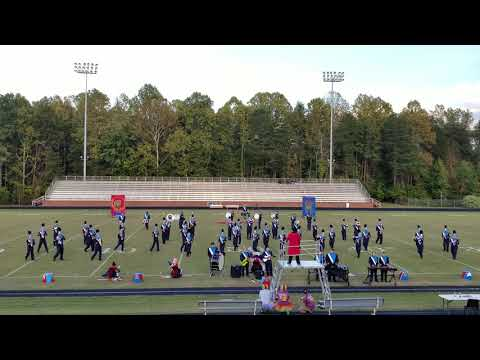 2018 Mustang Classic - Class 3A - North Stanly High School