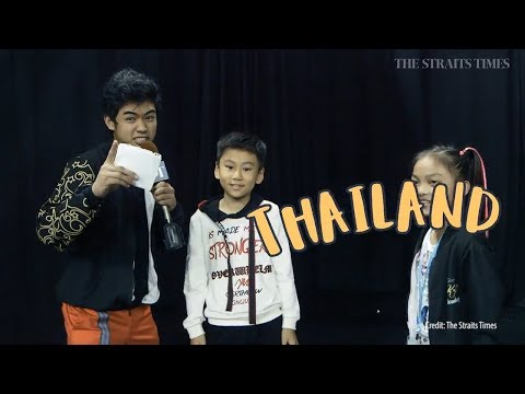 Emiliano Cyrus in ChildAid 2017, having fun playing Charades!_20 Nov 2017