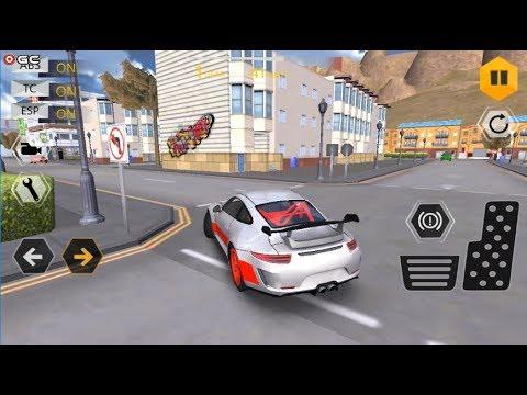 Racing Car Driving Simulator Sports Car Games Android