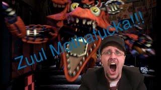 Five Nights At Freddy's 2 - Zuul Mothafucka!