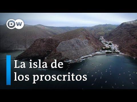 Rumbo a la mítica isla de Santa Elena | DW Documental