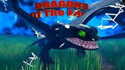 OHNEZAHN aus DRACHENZÄHMEN LEICHT GEMACHT ist auf DRAGON ISLAND - Dragons of the Edge | LP Deutsch