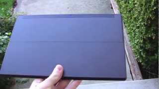 Microsoft Surface Tablet Drop Test & Durability Video(In this video, I drop test the new Microsoft Surface Tablet 32GB. Hope you guy's enjoy! Dear Microsoft, I have just proved that your new tablet is really not that ..., 2012-10-26T20:55:52.000Z)