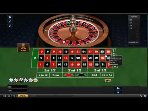 Video Roulette sicher gewinnen