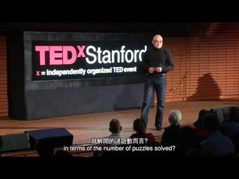 TED 中英雙語字幕:  Baba Shiv  有時候,將決定權交給別人也不錯—談決策方式。