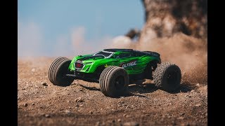 Load Video 2:  ARRMA FAZON VOLTAGE - Under The Hood