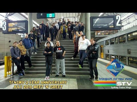 Transport for NSW Vlogs 2 Year Anniversary Meet 'N' Greet