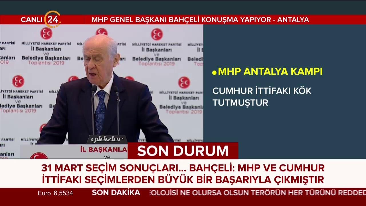 MHP Lideri Bahçeli'den Edirne Belediye Başkanı'na sert tepki: Kabul edemeyiz