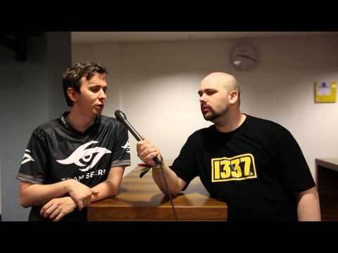 Exclusive S4 Post-Finals Interview at ESL One: Frankfurt