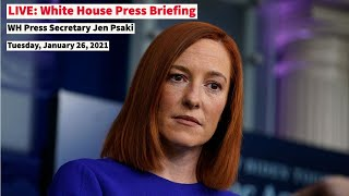 LIVE: WH Press Secretary Jen Psaki Briefs Nation | CBN News