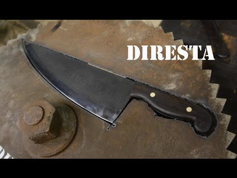 ✔ DiResta Big Giant Knife