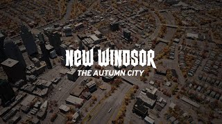 Cities Skylines - New Windsor: The Autumn City (Cinematic Tour)