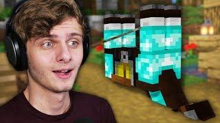 DIT PAARD STAAT OP ZIJN KOP! | Minecraft 1.14 Survival [#13]