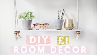 Budget DIY Room Decor from the Dollar Store | Poundland Home Decor DIYs