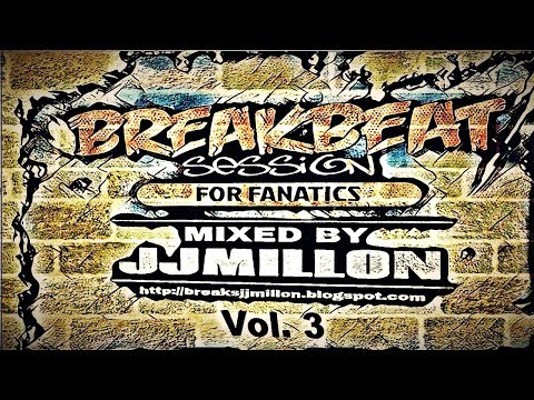 Breakbeat Session Mix For Fanatics 3 🎚️ July 2018 🔊 Tracklist