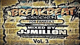 Breakbeat Session Mix For Fanatics 3 🎚️2018 🔊 Tracklist