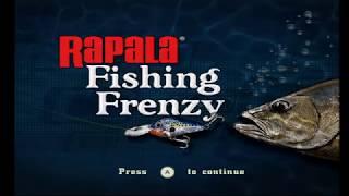 "[Wii] Introduction du jeu ""Rapala Fishing Frenzy"" de Activision (2008)"