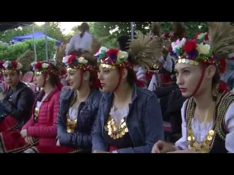Bulgarian Championship of folklore Eurofolk 2016 (Official Film HD)