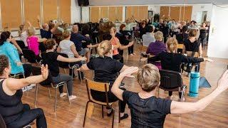 Stretching z Kamilą Górecką