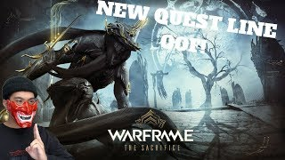 NEW QUEST LINE, OOF! - WARFRAME (PC) Live Stream and More