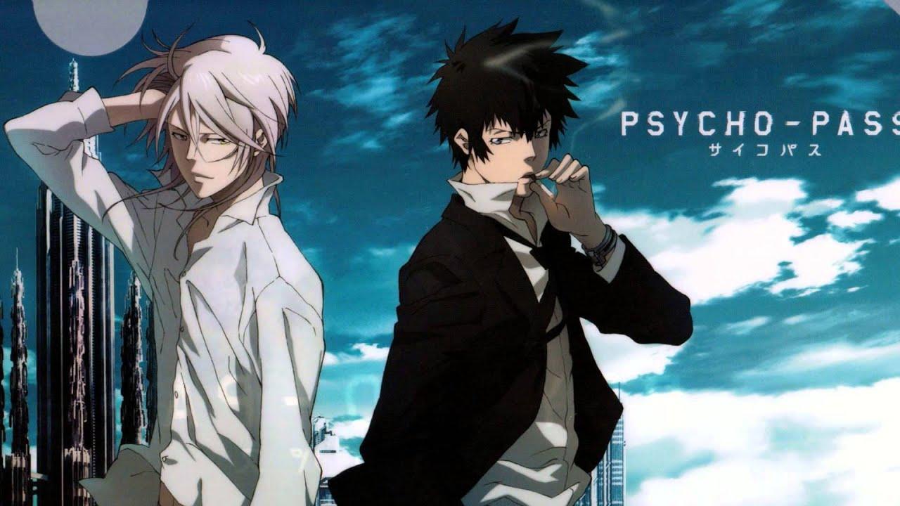 فيلم الانمي Psycho Pass Movie مترجم Youtube
