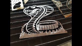 CNC Plasma Cutting Compilation