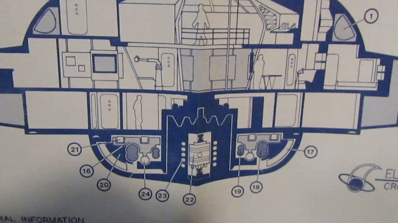 Forbidden Planet C-57D Blueprints - Youtube-2183