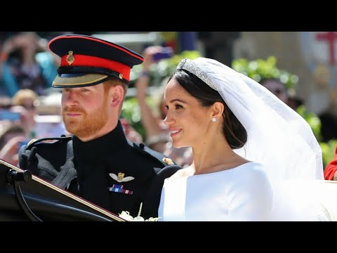 Watch the moment Harry and Meghan say YES to each other!