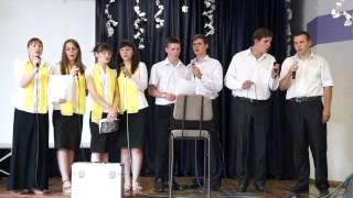 Молодежь церкви 'Новая жизнь' г. Тирасполь. Милость Божия