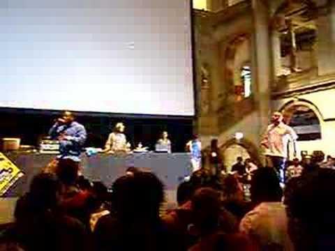 Salah Edin & Winne - Op De Straat(Live @ Hip Hop Essentials)