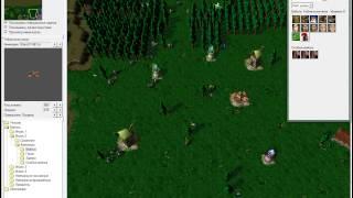 Warcraft 3 Своя RPG создаём ( Начали редактировать героя)