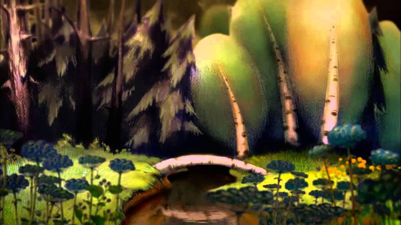 Мультфильм   Бабка Ежка   HD 1080p
