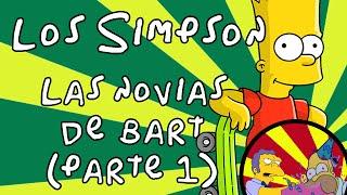 Los Simpson: Las novias de Bart (Parte 1)