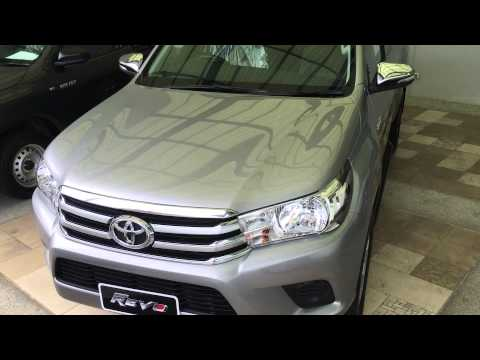 New pickup Toyota Hilux Revo DOUBLE Cub VS New pickup Toyota Hilux Revo Double Cub  SMART CUB