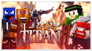 FINALE!!! - Minecraft : Titan 2 #24/25 | Fabo