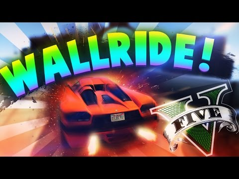 WALLRIDES Y 360! | GTA5 ONLINE