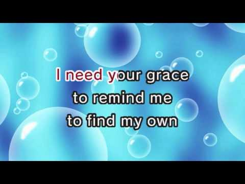 Snow Patrol - Chasing Cars (Karaoke and Lyrics Version)
