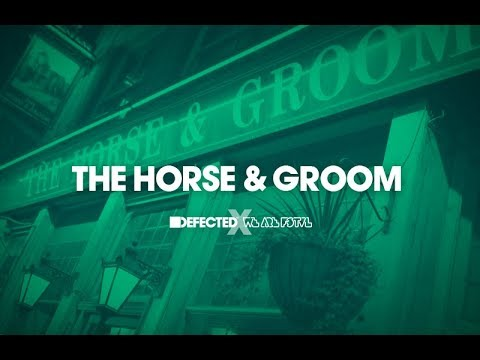 Defected x We Are FSTVL LIVE @ The Horse & Groom Pub, Shoreditch, London.