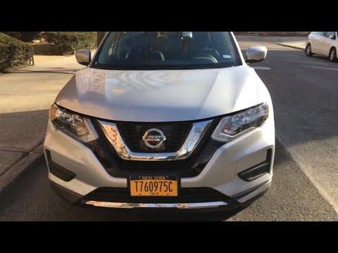 Ремонт после аварии в Бруклине. Nissan X-trail/Rogue Отличный автосервис!