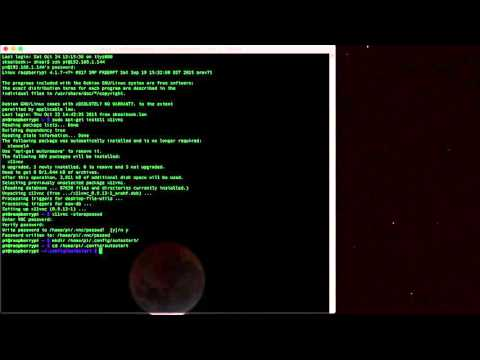 Installing VNC Server on Raspberry Pi - YouTube